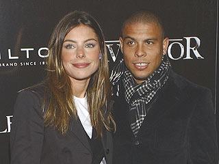 Daniela Cicarelli y Ronaldo