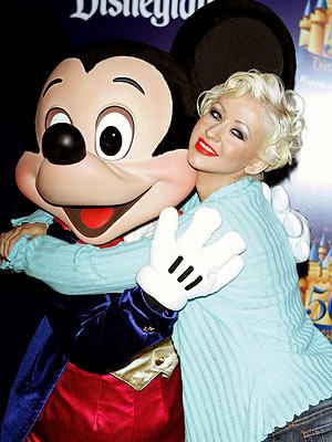 Enamorada de Mickey