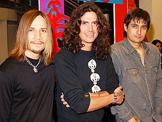 César López, Saúl Hernández y Alfonso André