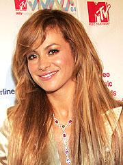 Paulina Rubio, la presentadora de los MTV Latinos en 2004.