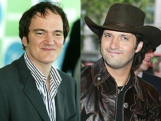 Quentin Tarantino y Robert Rodríguez