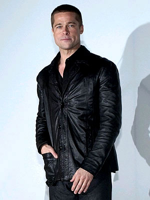 (1) Brad Pitt