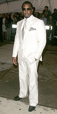 (5) Sean P. Diddy Combs