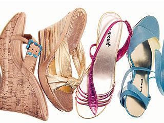 Preciosas sandalias para todos los gustos y bolsillos
