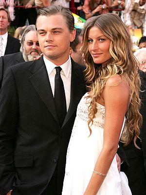 Leonardo y Gisele
