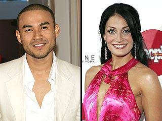 Frankie J y Dayanara Torres