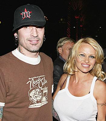 Tommy y Pamela
