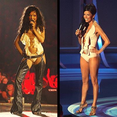 Christina vs. Eva