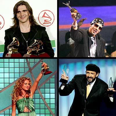 Premiación del año