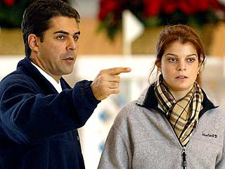 Álvaro Alfonso de Miranda Nieto y Athina Onassis