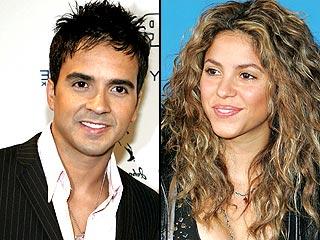 Luis Fonsi y Shakira