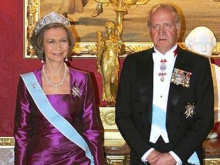 Sofía y Juan Carlos, reyes de España