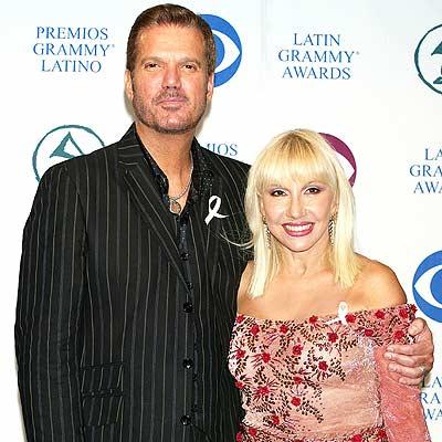 Willy Chirino y Lissette Álvarez