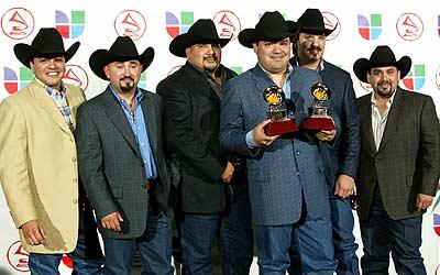 Álbum del Año (Regional Mexicano)