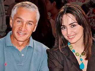 """""""El que [Jorge] esté con ella lo convierte en un hombre afortunado"""", asegura el actor Leonardo García."""