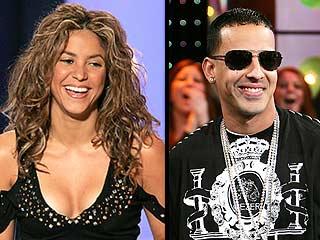 Shakira y Daddy Yankee
