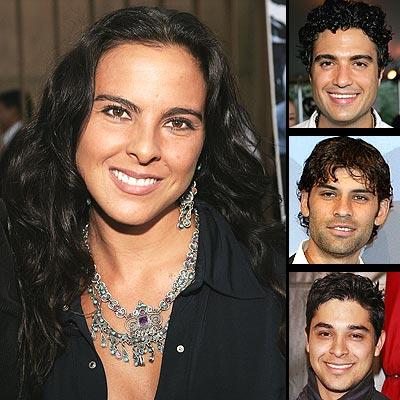 Kate del Castillo, Wilmer Valderrama, Jaime Camil, Rafael Márquez