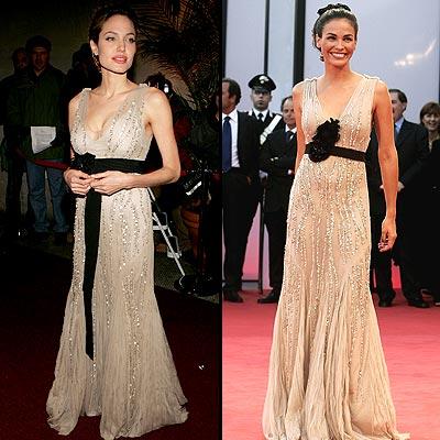 Angelina VS. Inés