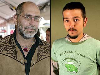 Guillermo Arriaga y Diego Luna