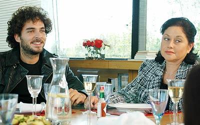 Manolo Cardona y Angélica Aragón