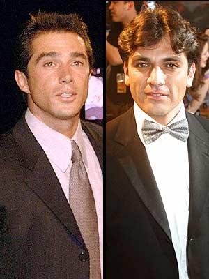Sergio Mayer y Jorge Salinas