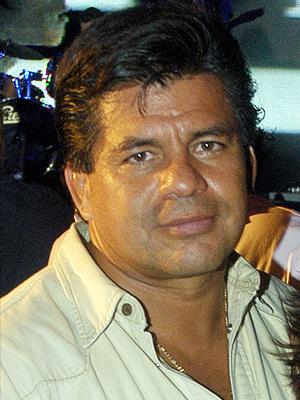 Andrés Puentes y Tatiana