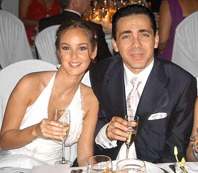 Gabriela Bo y Christian Castro