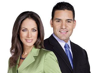 Carmen Dominicci y Rolando Nichols