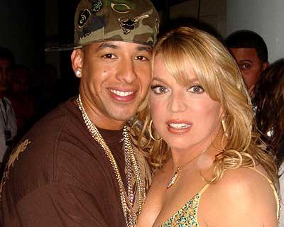 Daddy Yankee y Ednita Nazario