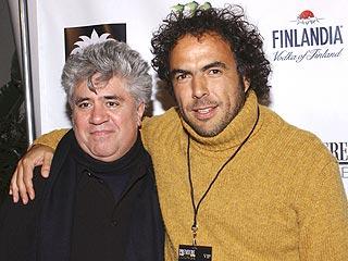 Pedro Almodóvar y Alejandro González Iñárritu