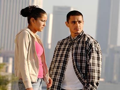 Jesse García y Emily Ríos