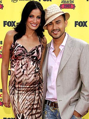 Dayanara Torres y Frankie J