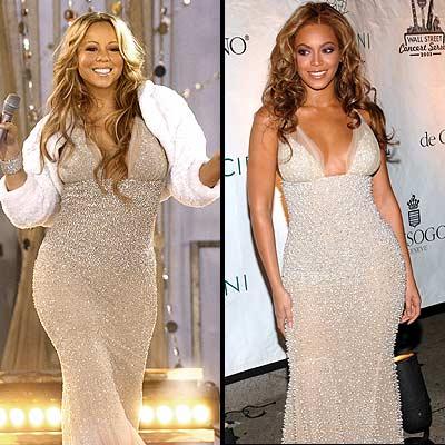 Mariah vs. Beyoncé