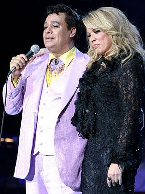 Juan Gabriel y Ednita Nazario