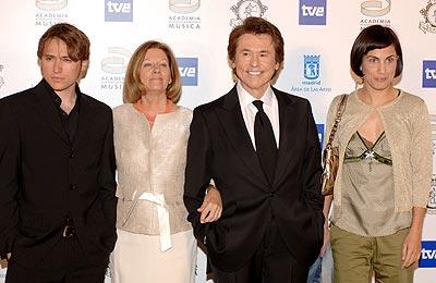 Raphael y su familia