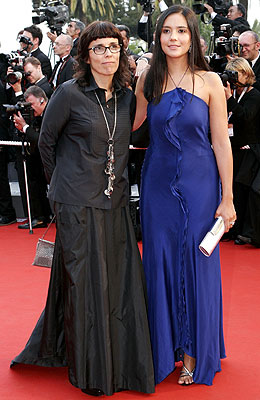 Daniela Thomas y Catalina Sandino Moreno