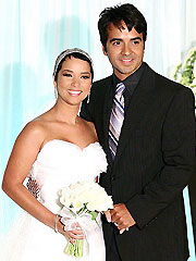 Adamari Lopez y Luis Fonsi
