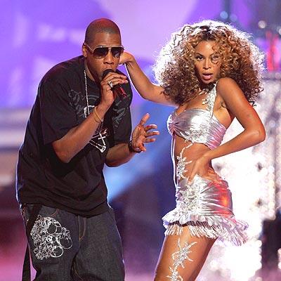 Beyoncé Knowles y Jay Z