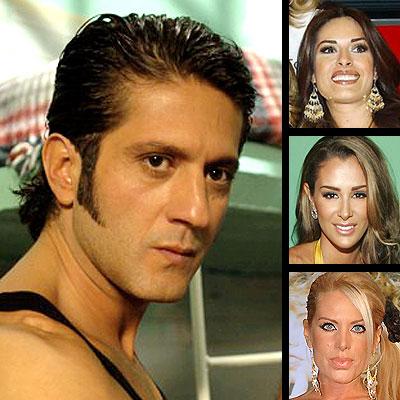 Bobby Larios, Galilea Montijo, Lorena Herrera y Ninel Conde