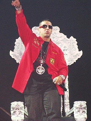 Daddy Yankee en Panamá.