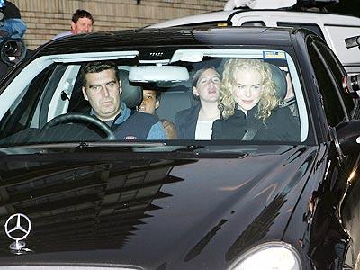 Nicole Kidman a punto de casarse.