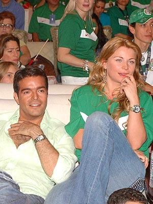 Ludwicka Paleta y Pablo Montero