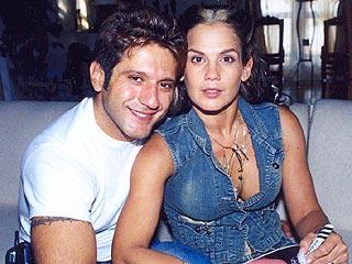 Bobby Larios y Niurka Marcos