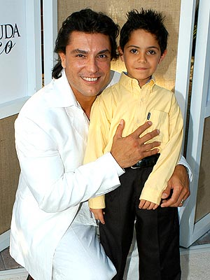 Osvaldo Ríos y Alejandro Felipe