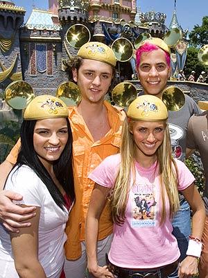 RBD en Disney