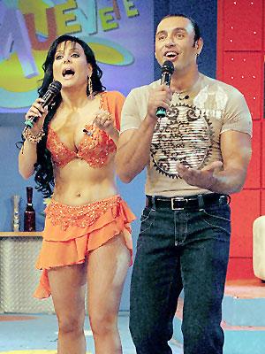 Mariebl Guardia y Latin Lover