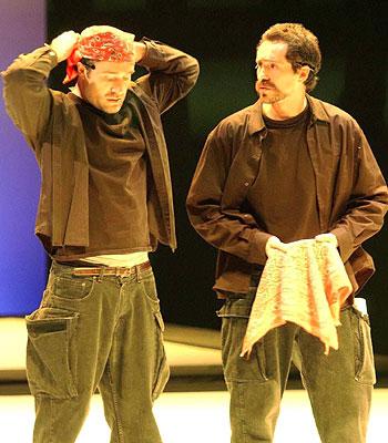 Demian y Bruno Bichir