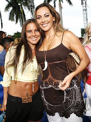 Kate y Veronica del Castillo