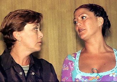 Silvia Pasquel y Alejandra Guzmán