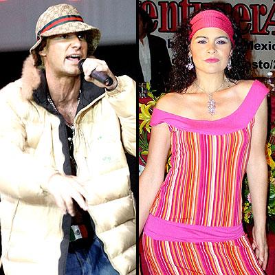 Gerardo Gómez de la Borbolla y Mary Boquitas
